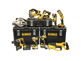 Cordless Powertool Kits
