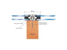 Exitex Horizontal Glazing Bars