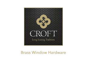 Brass Window Furniture