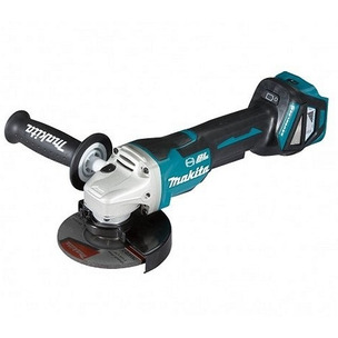 Makita DGA517Z 18V LXT Brushless 125mm Angle Grinder with Paddle Switch (Body Only)