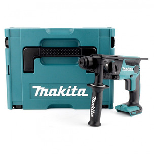 Makita DHR165ZJ 18V LXT Rotary SDS+ Hammer Drill (Body Only) in MakPac Case