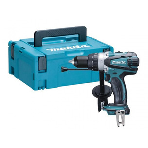 Makita DHP458ZJ 18V LXT Combi Drill with Makpac Type 2 Case (Body Only)