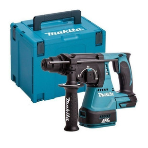Makita DHR242ZJ Brushless SDS Hammer Drill In Makpac Case (Body Only)