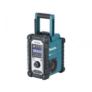 Makita DMR110 DAB/DAB+ 7.2V-18V Jobsite Radio - BLUE (Body Only)