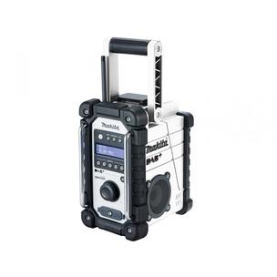 Makita DMR110W DAB/DAB+ 7.2V-18V  Jobsite Radio - WHITE (Body Only)