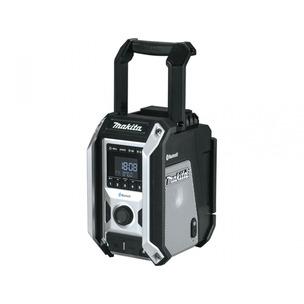 Makita DMR115B Multi-Volt CXT/LXT AC DAB+ Bluetooth Jobsite Radio - BLACK (Body Only)
