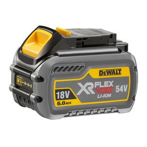 DeWalt DCB546 18V/54V XR Flexvolt 6.0Ah Li-Ion Battery