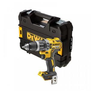 Dewalt DCD796NT 18V XR Brushless Compact Combi Hammer Drill (Body Only) + TSTAK Case