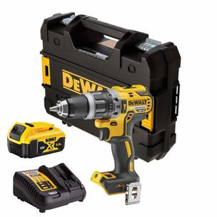 DeWalt DCD796P1 18V XR Brushless Combi Drill (1 x 5.0Ah Li-Ion Battery)