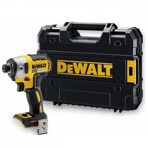 DeWalt DCF887NT 18V XR 3 Speed Brushless Impact Driver with Case (Body Only)