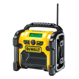 DeWalt DCR020 12-18V/240V XR Compact DAB Digital Jobsite Radio (Body Only)