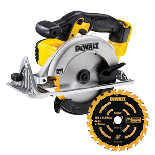 Dewalt DCS391N 18V XR 165mm Circular Saw (Body Only) & DT10640 Blade