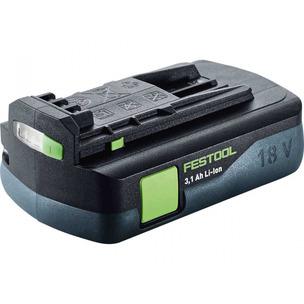 Festool BP18 Li 3.1 C 18v Battery Pack