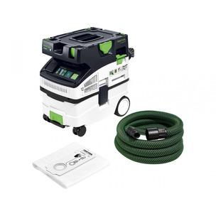 Festool 574835 CTLMIDIIGB  MIDI I CLEANTEC Mobile Dust Extractor - 240V