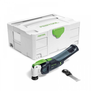 Festool OSC18LiE-Basic 18V VECTURO Cordless Oscillator Multi-Tool with SYSTAINER (Body Only)