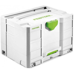 Festool 200117 Systainer T-LOC SYS-Combi 2 (396mm x 296mm x 263mm)