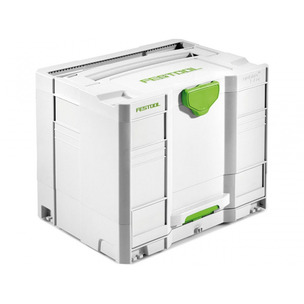 Festool 200118 Systainer T-LOC SYS-Combi 3 (396mm x 296mm x 315mm)