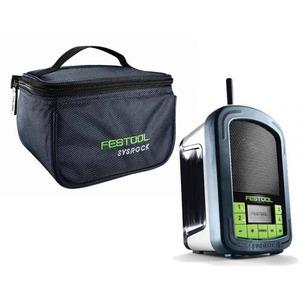 Festool SYSROCK BR10 10.8-18V Construction Worksite Radio (Body Only)