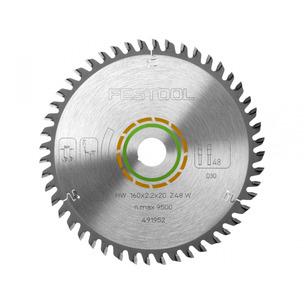 Festool 491952 Fine Tooth Saw Blade for TS55 (160 x 2.2 x 20mm)