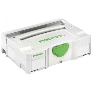 Festool 497563 SYS 1 TL Systainer T-LOC Empty Carry Case