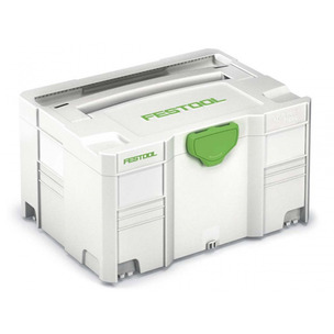 Festool 497565 SYS 3 TL Systainer T-LOC Empty Carry Case