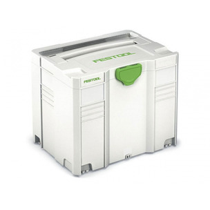 Festool 497566 SYS 4 TL Systainer T-LOC Empty Carry Case