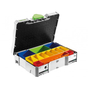 Festool 497694 SYS Box Systainer T-LOC Organiser box