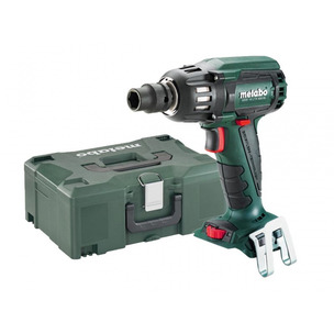 Metabo SSW18LTX400BL 18v 1/2in Brushless Impact Wrench Bare Unit and MetaLoc