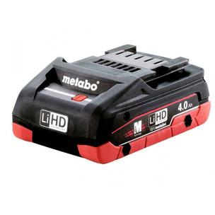 Metabo 625367000 18v LIHD Battery 4.0Ah Compact