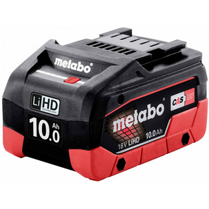 Metabo 625549000 18V LiHD 10.0Ah Battery