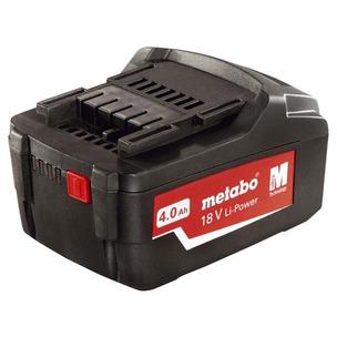 Metabo 625591000 18V Li-Power Li-Ion 4.0Ah Battery Pack
