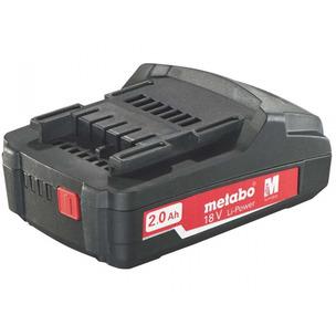 Metabo 625596000 18V 2.0Ah Li-Power Battery Pack