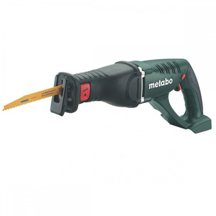 Metabo ASE18LTX 18V Cordless Reciprocating Sabre Saw (Body Only)