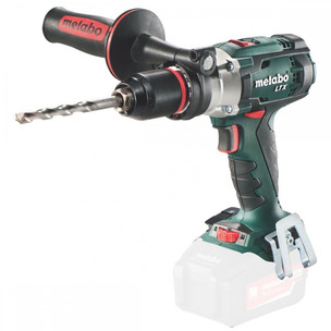 Metabo SB18LTX Cordless Combi Drill bare unit in Carry Case