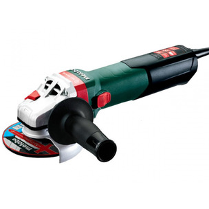 Metabo W18LTX125 QUICK 18V 125mm Angle Grinder (Body Only)