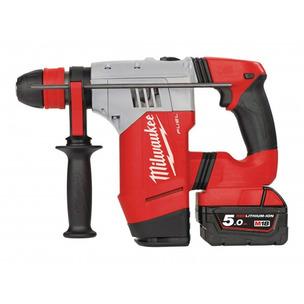 Milwaukee M18CHPX-502X 18V Fuel SDS+ Hammer Drill (2 x 5.0Ah RedLithium-Ion Batteries)