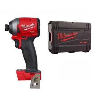 """Milwaukee M18FID2-0 18V Fuel 1/4"""" Impact Driver with Case (Body Only)"""
