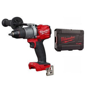 """Milwaukee M18FPD2-0 18V 1/2"""" Fuel Percussion Drill (Body Only & Case)"""