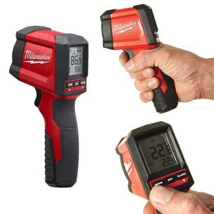 Milwaukee 2267-40 10-1 Infrared Temperature-Gun