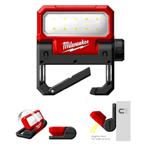 Milwaukee L4FFL-201 USB Rechargeable Folding Flood Light 4933464821 (Includes USB cable)