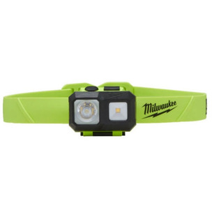 Milwaukee ISHL Alkaline Intrinsically Safe Headlamp 4933478112