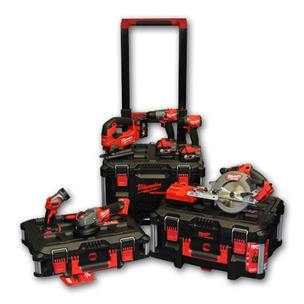 Milwaukee M18FPP6D-503 6 Piece Kit with Packout Set