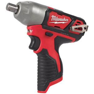 """Milwaukee M12BIW12-0 12V 1/2"""" Compact Impact Wrench (Body Only)"""