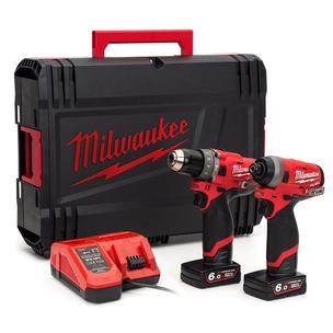 Milwaukee M12FPP2A-602X  M12 FUEL 2 Piece Power Pack