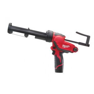 Milwaukee M12 PCG/310C-201B 12v 2.0Ah Li-Ion 310ml Caulking Gun