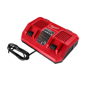 Milwaukee M18DFC-0 Dual Bay Simultaneous Rapid Charger