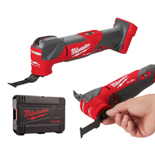 Milwaukee M18FMT-0X 18V Fuel Multi-Tool with Case (Body Only)