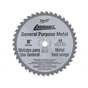 Milwaukee 48404515 Endurance Metal Saw Blade (203 x 1.8 x 15.87mm)