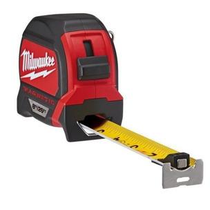 Milwaukee 4932464603 8m/26ft Magnetic Tape Measure