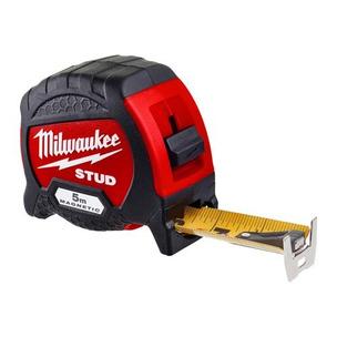 Milwaukee 4932471626 5m STUD Gen2 Magnetic Tape Measure